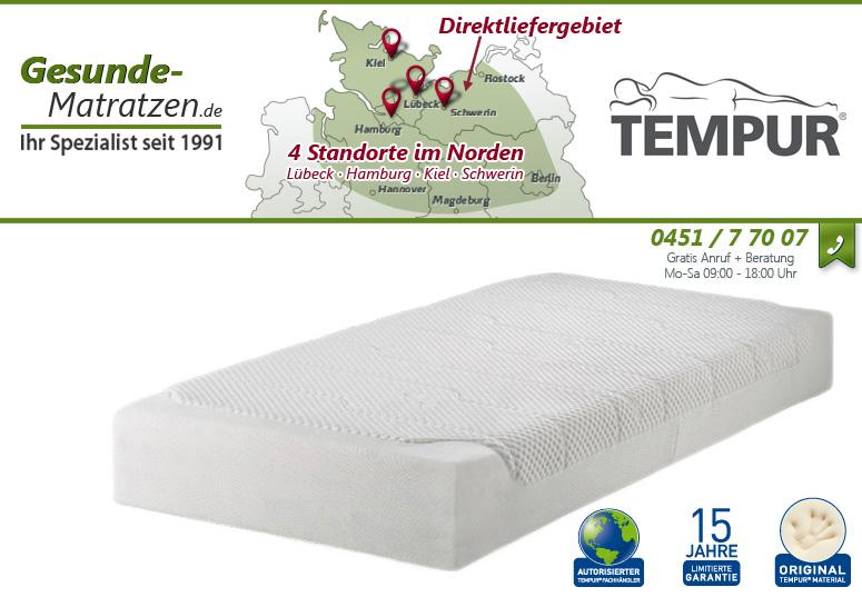 tempur matratze cloud deluxe 22 90x200 cm ebay. Black Bedroom Furniture Sets. Home Design Ideas